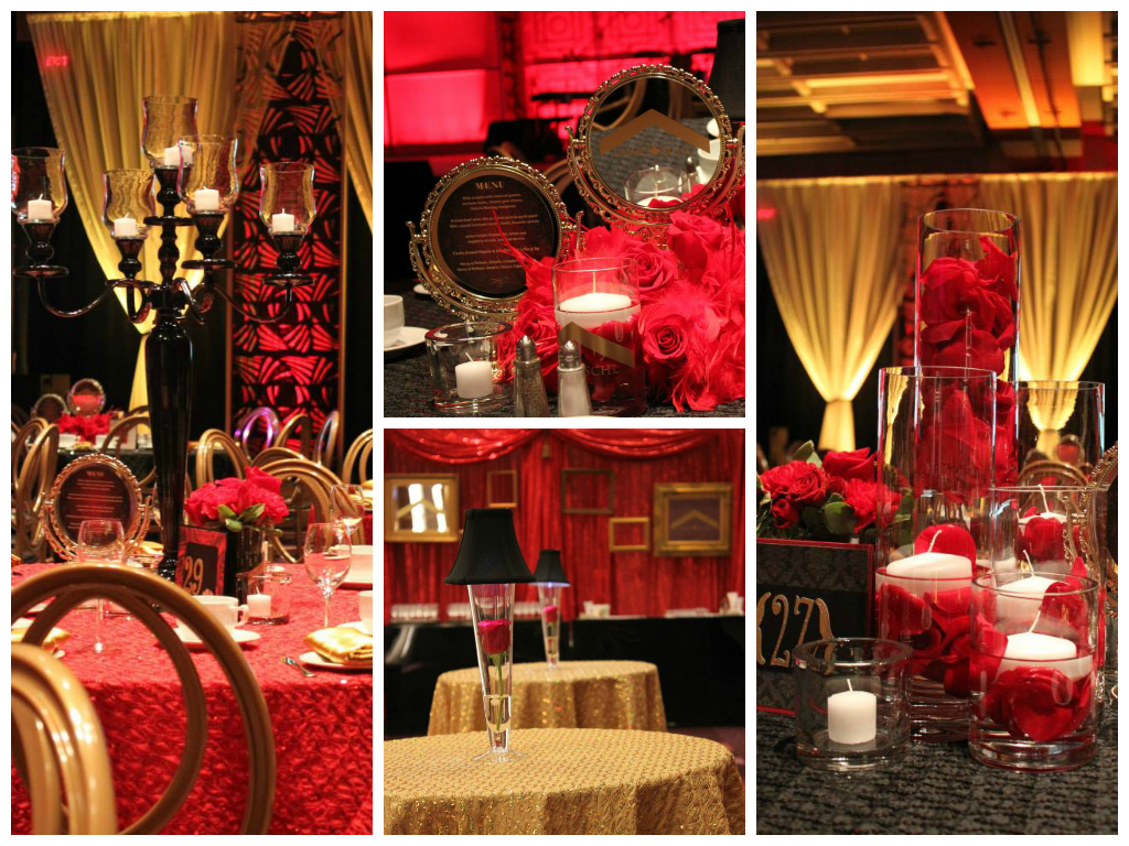 The great gatsby themed party decorations great gatsby theme tables