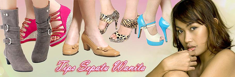 Tips Sepatu Wanita
