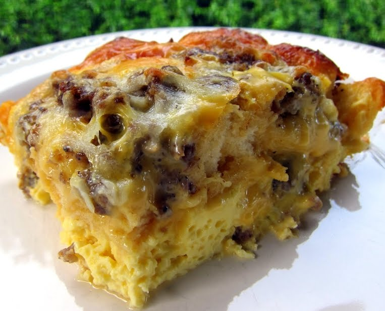How To Make Cobb Breakfast Casserole | Cobb Breakfast Casserole Recipe ...