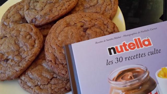 Marabout Nutella, les 30 recettes culte