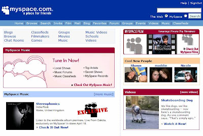 myspace 10 of the Most Talked About Social Media Sites that Failed