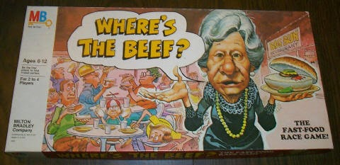 Image result for Where's the beef