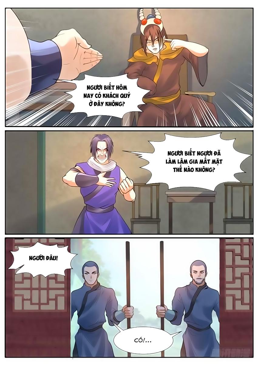 Ngự Thiên Chap 14 Upload bởi Truyentranhmoi.net
