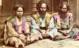 Ainos (Japón) - HistoriaDeLasCivilizaciones.com