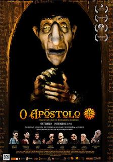 O apostolo cine animacion