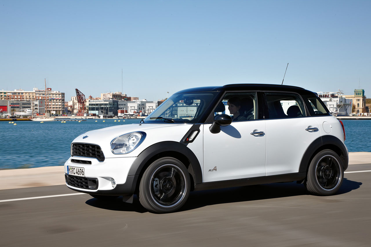 Mini Cooper Countryman S Wallpaper