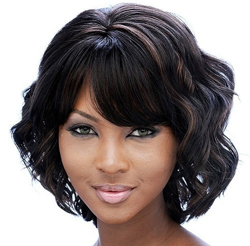 Brown Hairstyles for Black Women 2013