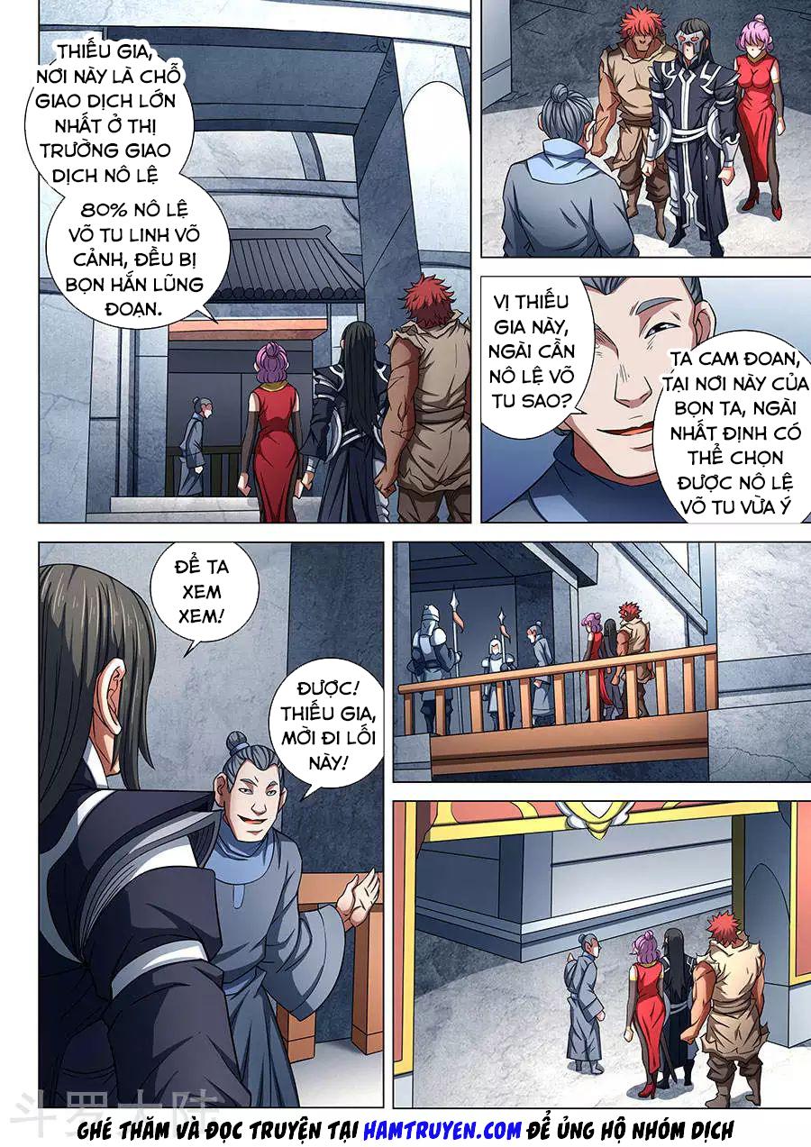 Tuyệt Thế Võ Thần chap 251 - Trang 7