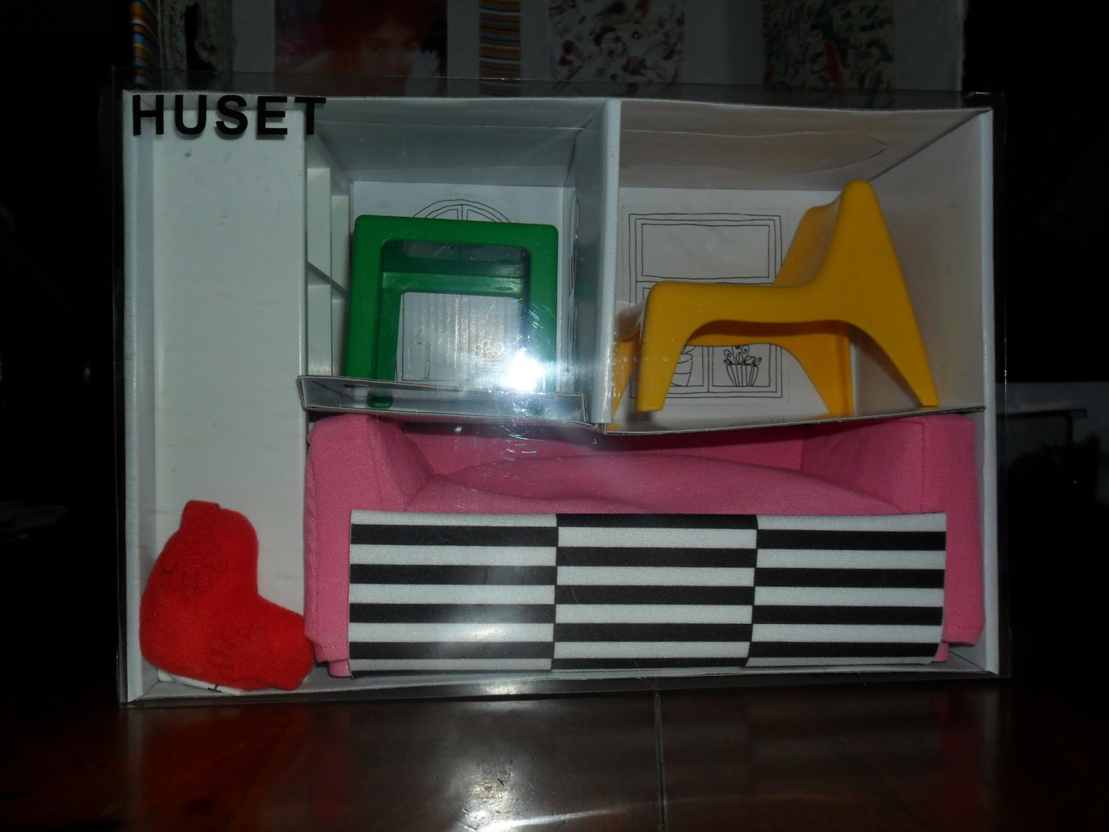 ikea dolls house furniture 3d printed my mini world finally got hands on the ikea huset dolls house furniture set yeah