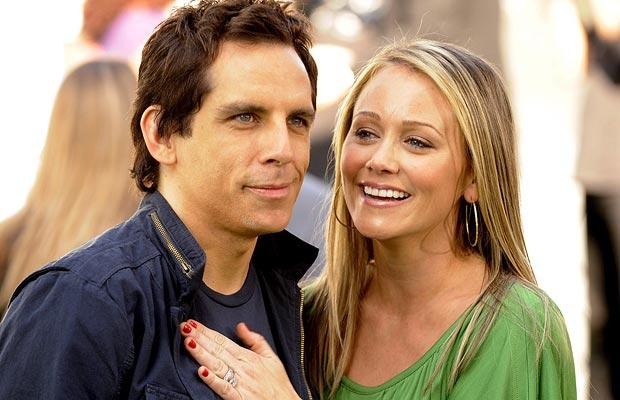 Super Hollywood: Ben Stiller And His Wife Pics