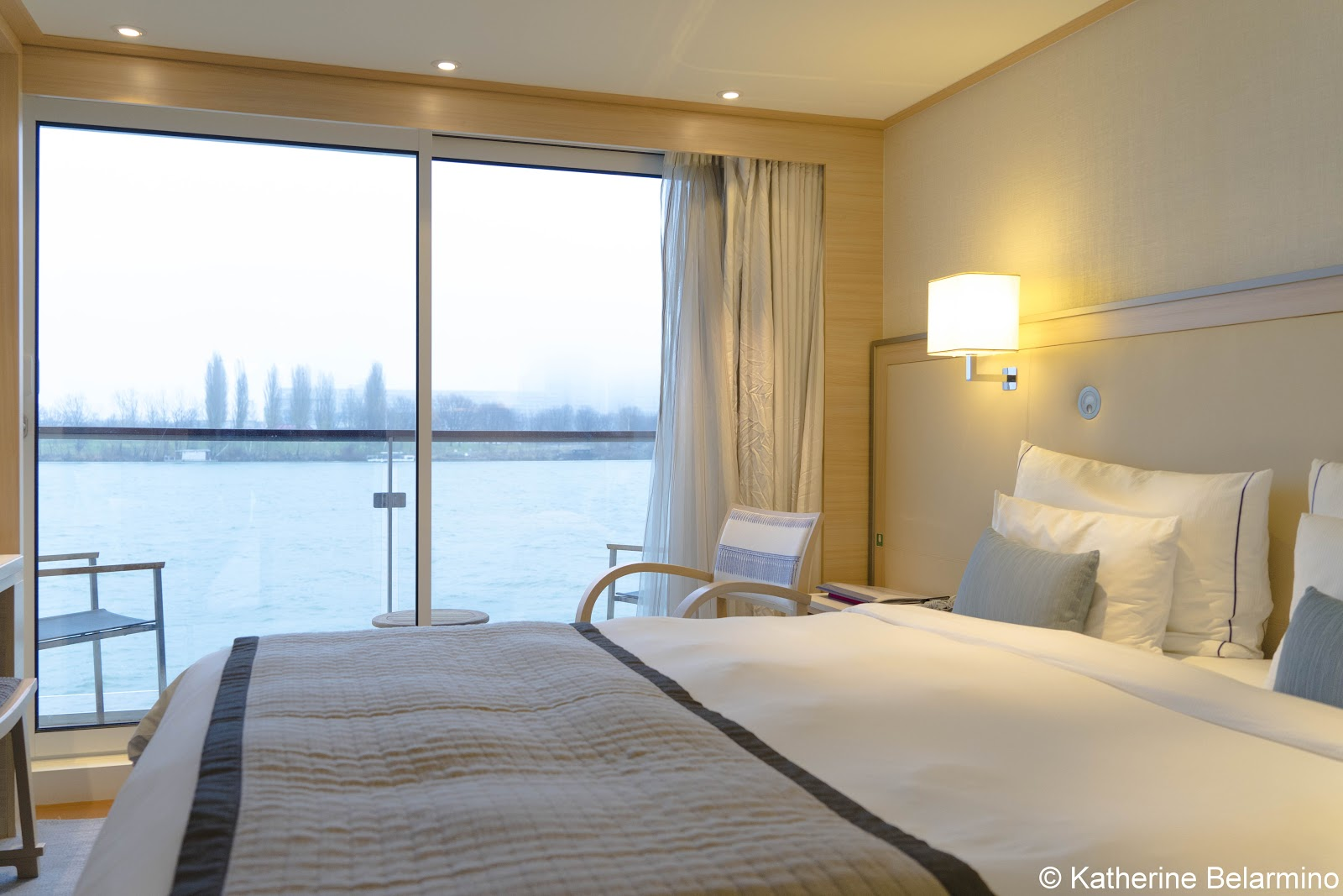 Review what it s like to cruise with viking river cruises for Cheap cruise balcony rooms