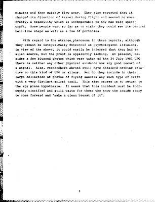 First UFO Incident for Our Country 11-4-1982 (Pg 3)  (DTIC)