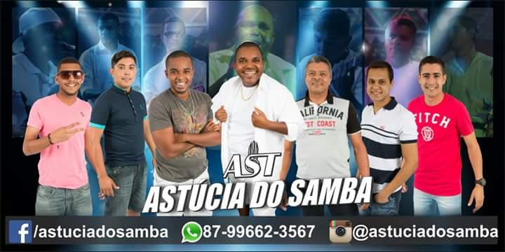 Leve o Astúcia do Samba para seu evento