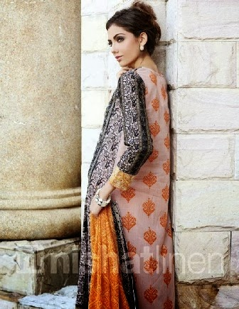 Nishat Spring Embroidered Pret Dresses