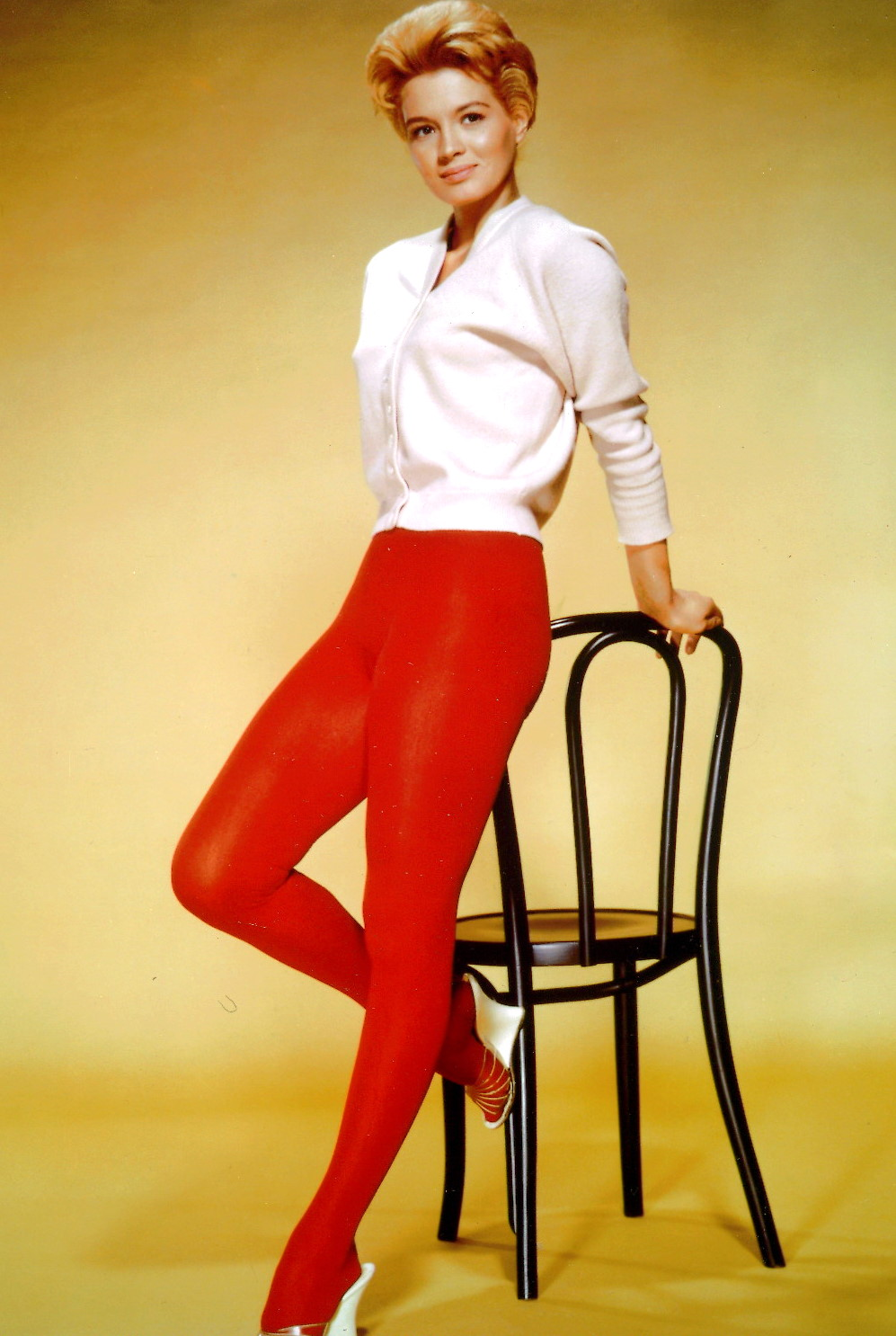 Dyan cannon in pantyhose