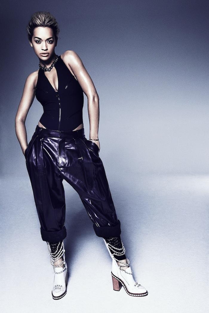 Rita Ora for Numero Tokyo August 2013