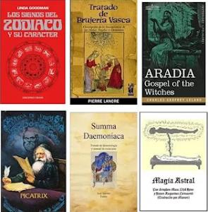 Descargar Los Mejores Libros PDF Gratis Hechicería y Brujería