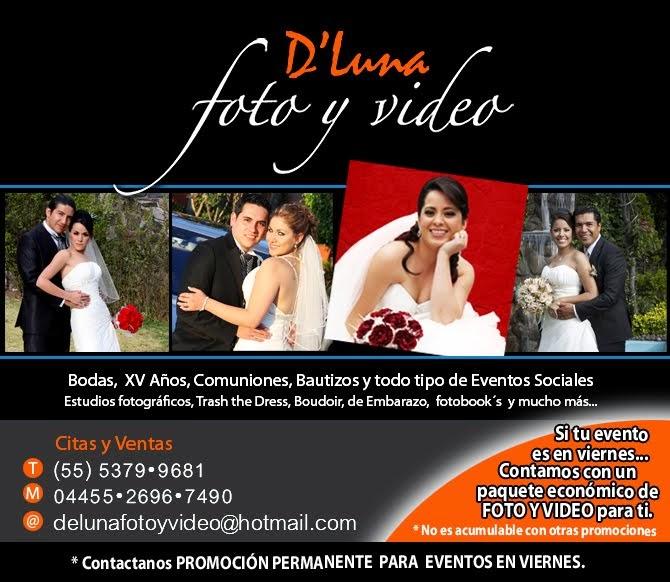 D'LUNA FOTO Y VIDEO