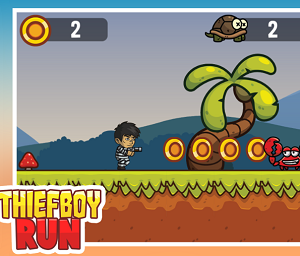 Arcade Game of the Month - ThiefBoy Run