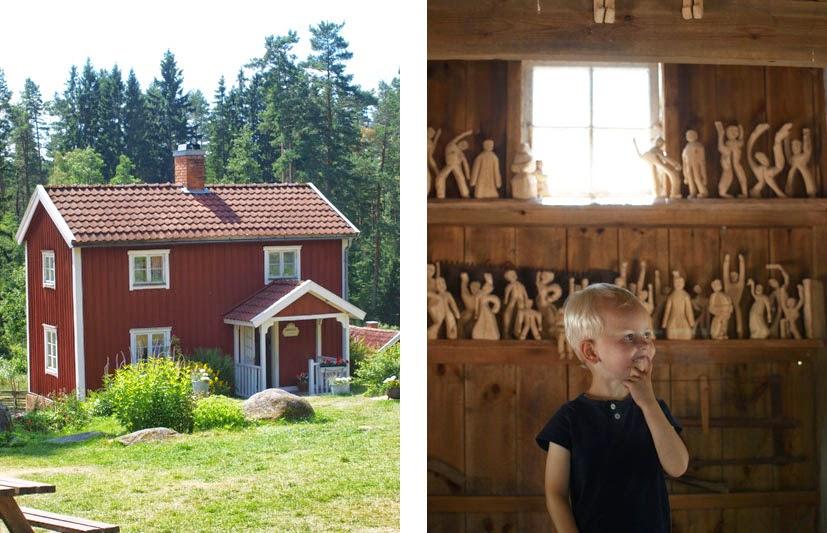Besøg på stedet hvor Emil fra Lønneberg blev optaget