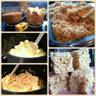 The Gluten Exchange: Gluten Free Rice Krispies Treats!