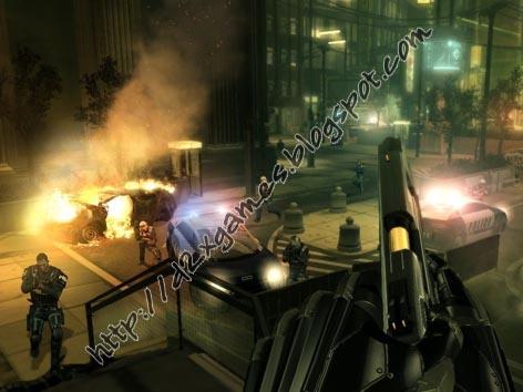 Free Download Games - Deus EX Human Revolution