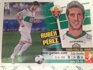 Rubén Pérez Coloca 10 B