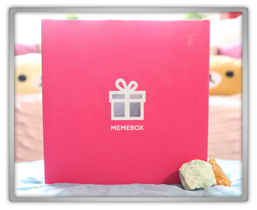 겟잇뷰티박스 by 미미박스 memebox beautybox Scentbox #5 Tropical fruits unboxing review preview box