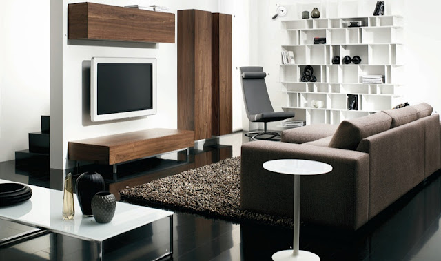 Home Decor with Contemporary Living Room Furniture Sets