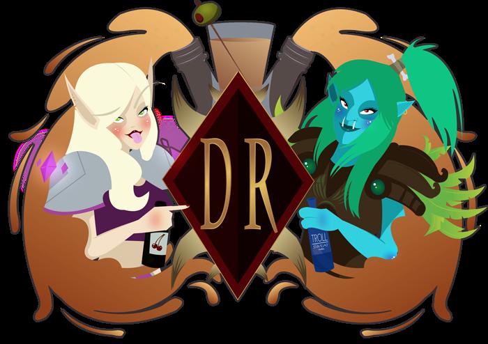Drunkard's Regalia
