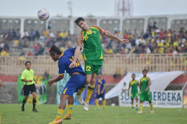 Persitema vs PSIS Divisi Utama 2013