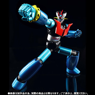 Bandai Super Robot Chogokin Mazinger Z Jumbo Machiner Edition