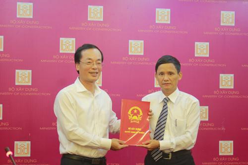 Tân cục trưởng Nguyễn Trọng Ninh