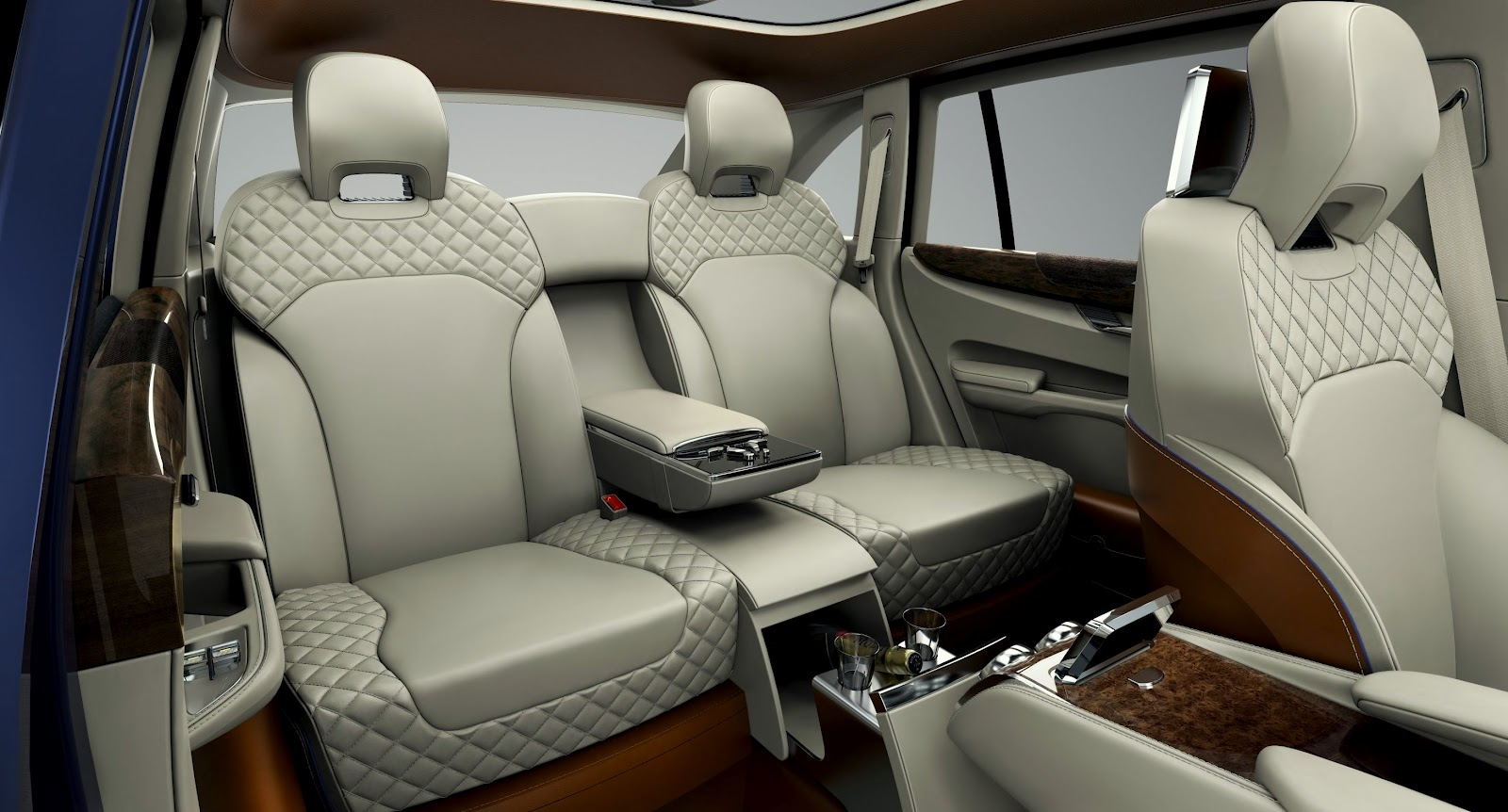 uautoknownet Bentley EXP 9 F reveals motive power in Beijing