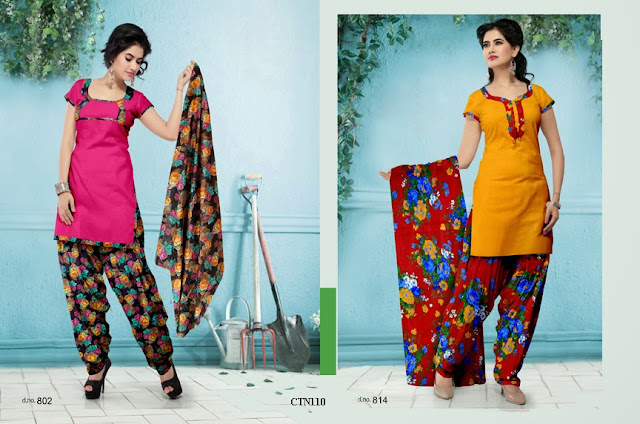 Latest cotton Printed Dress Material,Cotton Dress Material Online