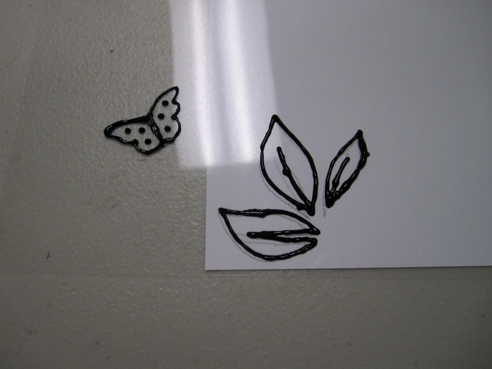 Comment appliquer cerne relief la r ponse est sur - Comment appliquer de la peinture ...