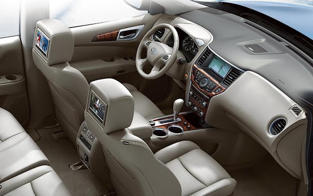 Car Pictures Unique  Nissan Pathfinder