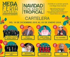 Mega Feria Imperial Acapulco 2015-2016