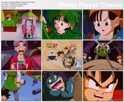 Download Film / Anime Dragon Ball GT Episode 08 Bahasa Indonesia