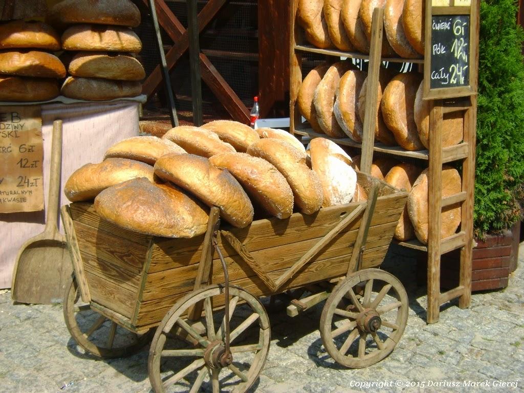 Czy w święta czeka na nas chleb taki prawdziwy wiejski? fot. Dariusz Marek Gierej