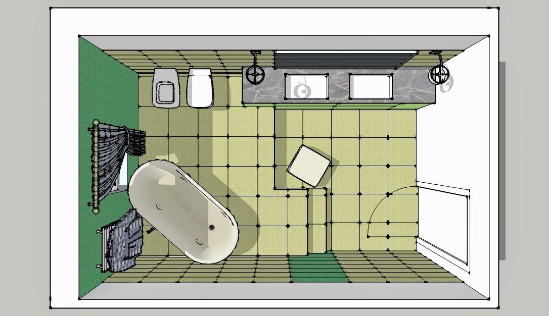 Ristrutturare il bagno inserire una pedana per spostare gli scarichi blog arredamento - Rifare il bagno del camper ...
