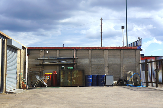 urban photography, industrial unit, photo, contemporary, Sam Freek,