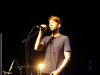 06.09.2015 Essen - Zeche Zollverein: Owen Pallett