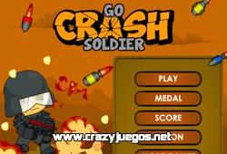 Jugar Go Crash Soldier