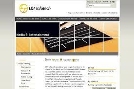 L&T infotech jobs
