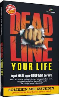 Deadline Your Life   TOKO BUKU ONLINE SURABAYA