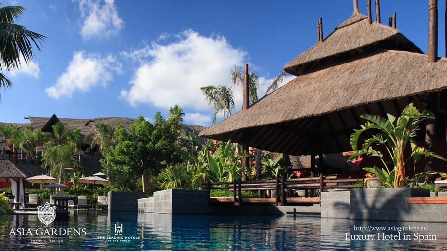 Mon petit espace hotel barcel asia gardens - Hoteles de lujo granada ...