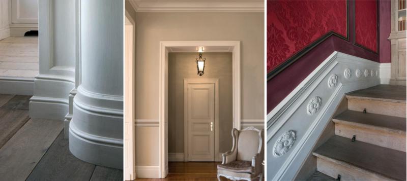 Reforma tu vivienda molduras decorativas orac - Molduras de puertas ...