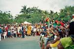 Jamaicans @ Marcus Garvey 2008  Birthday Celebration