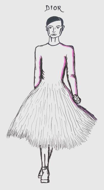 Dior Dress A/W2012